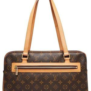 Louis Vuitton Monogram Cite GM 4LVA82